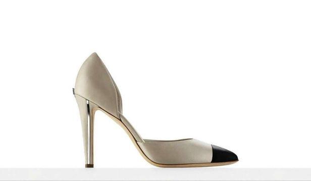 Zapato Chanel